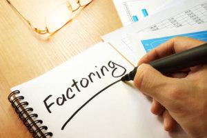 schrijven van factoring